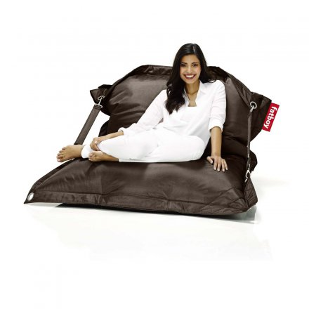 fatboy outdoor sitzsack buggle up brown online kaufen. Black Bedroom Furniture Sets. Home Design Ideas
