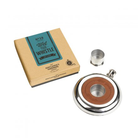 Gentlemen's Hardware Flachmann Hip Flask