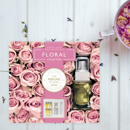 DIY-Parfum-Set Floral Collection