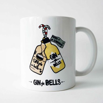 Formart Kaffeetasse GINgle Bells