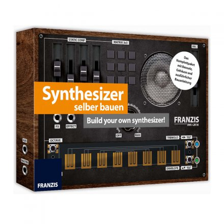 Franzis Bausatz Synthesizer