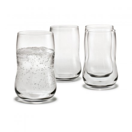Holmegaard Glas Future 370 ml 4er-Set