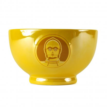 Star Wars Schüssel Metallic C3PO
