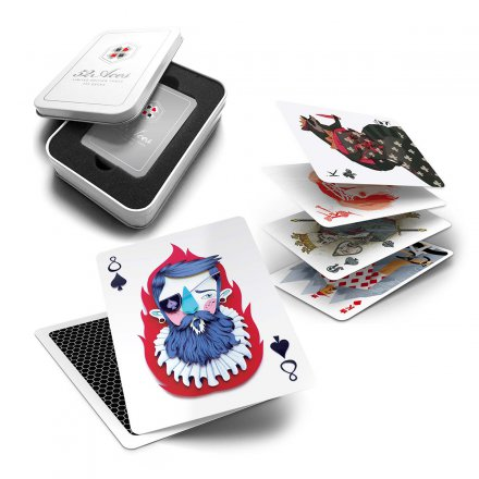 Poker-Deck 52Aces Limited Edition