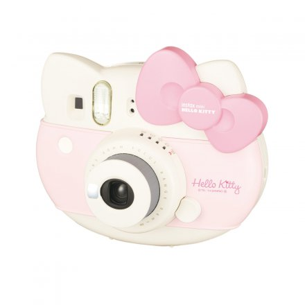 Fujifilm Sofortbildkamera Instax Mini Hello Kitty Set