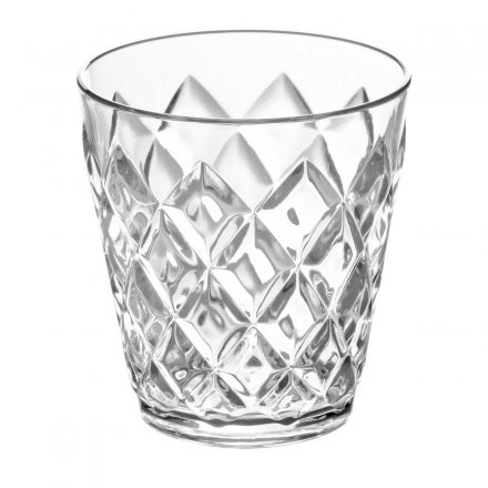 Koziol Becher Crystal S transparent klar
