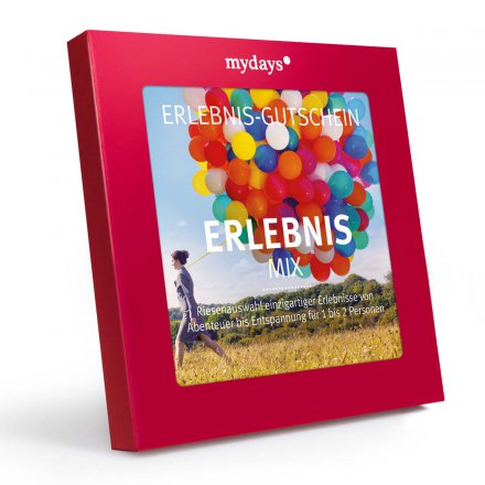 mydays Magic Box: Erlebnis-Mix