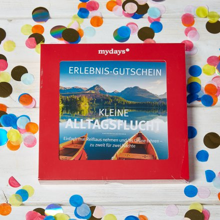 mydays Magic Box: Kleine Alltagsflucht