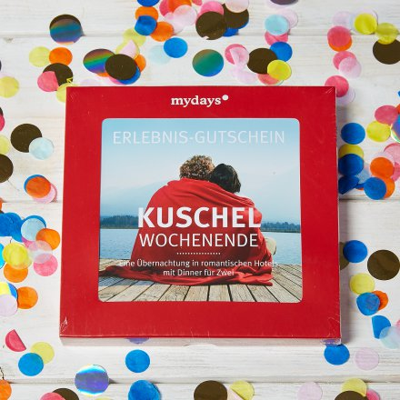 mydays Magic Box: Kuschelwochenende