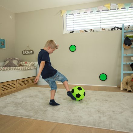 fu ball torwand f rs kinderzimmer online kaufen online shop. Black Bedroom Furniture Sets. Home Design Ideas