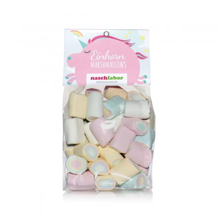 Einhorn Marshmallows
