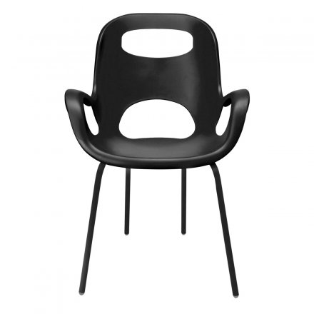 Umbra Stuhl Oh Chair black