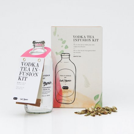 Our/Berlin Vodka White Tea Infusion Kit