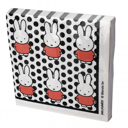 Servietten Miffy
