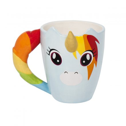 Thumbs Up Einhorn Tasse