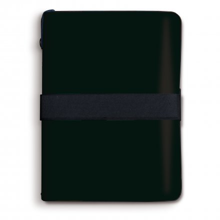 Trip Book Solid Black