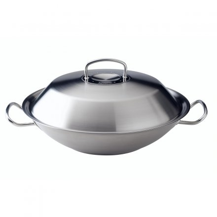 Fissler original-profi collection Wok mit Metalldeckel