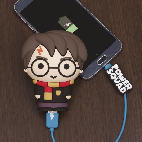 Thumbs Up Powerbank Harry Potter