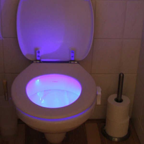 United Entertainment LED Toilettenlicht