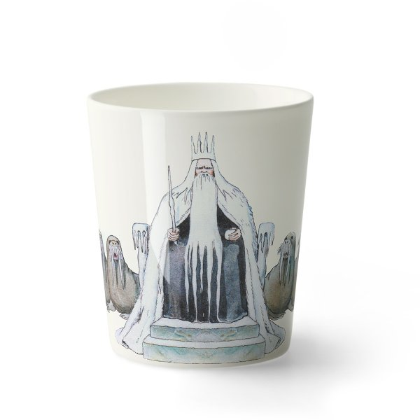 Design House Stockholm Elsa Beskow Tasse ohne Henkel 28cl King Winter