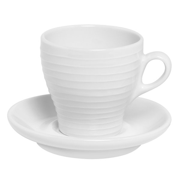 Design House Stockholm Cappuccino-Tasse Blond 2er-Set 0,15l