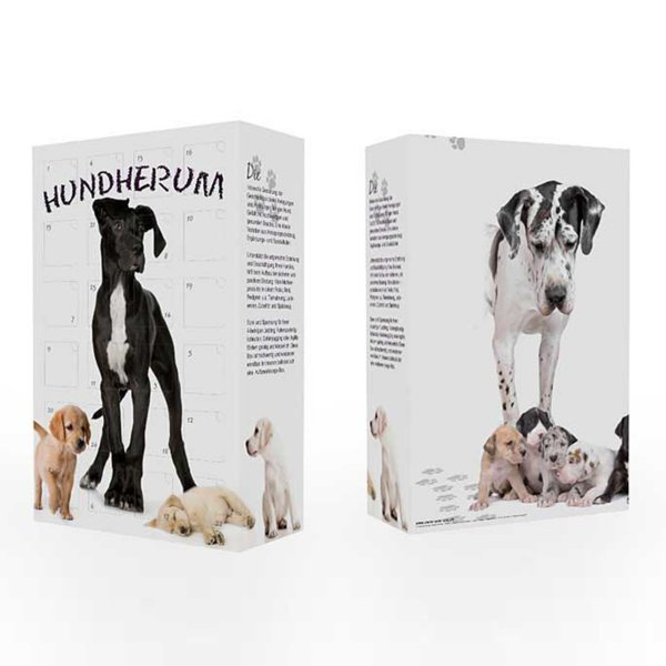 "Adventskalender ""Hundherum"""