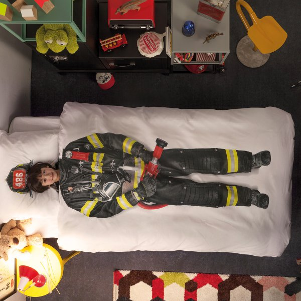 snurk bettw sche firefighter online kaufen online shop. Black Bedroom Furniture Sets. Home Design Ideas