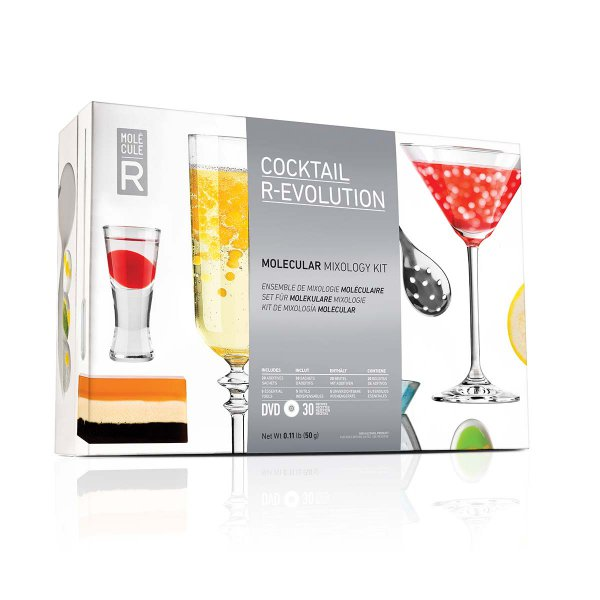 Molecule-R Cocktail R-Evolution