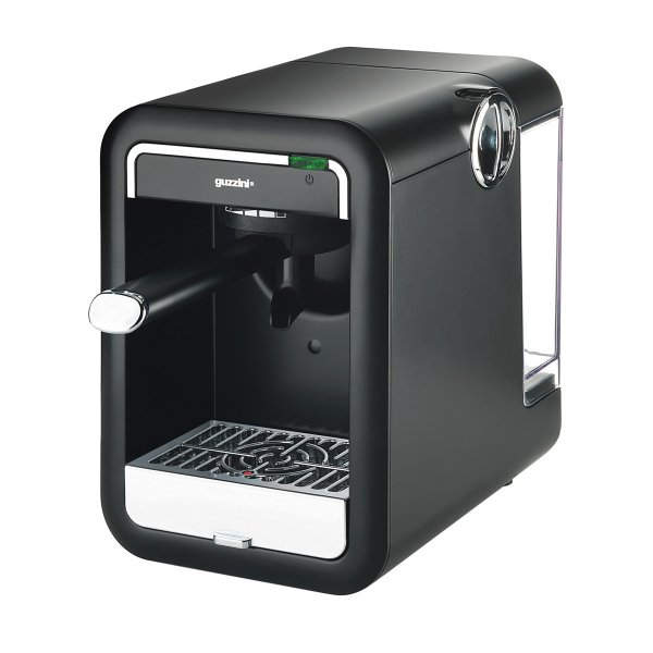 Espressomaschine Guzzini Single schwarz