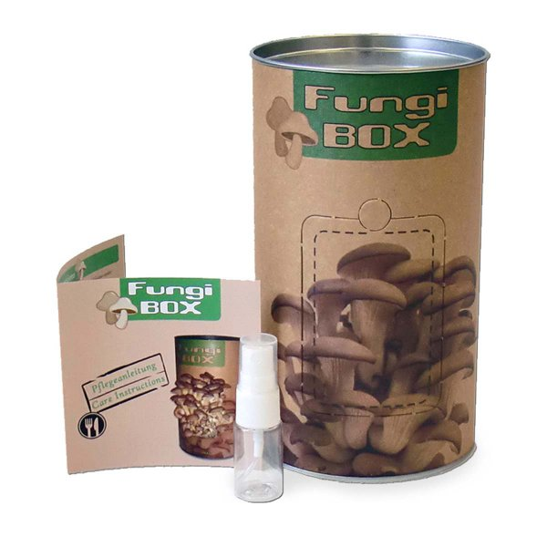 Feel Green Fungi Box