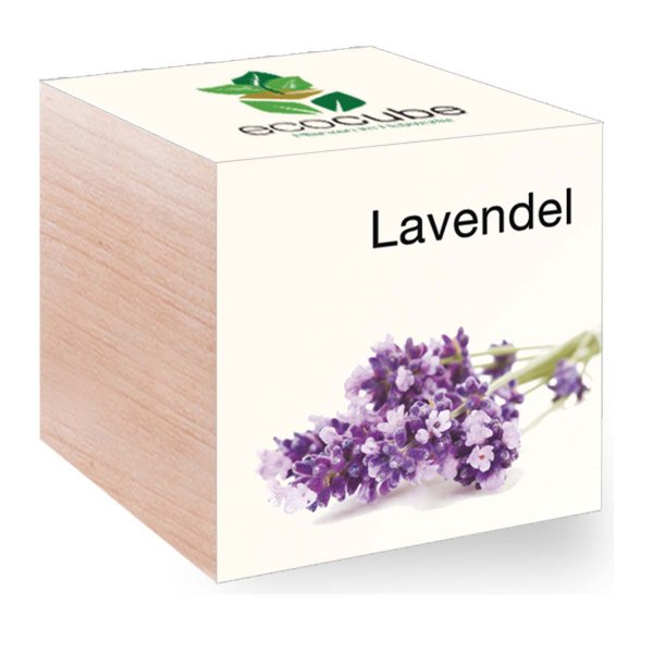 Feel Green EcoCube Lavendel