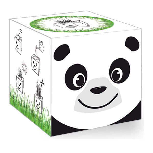 Feel Green GrassCube Panda