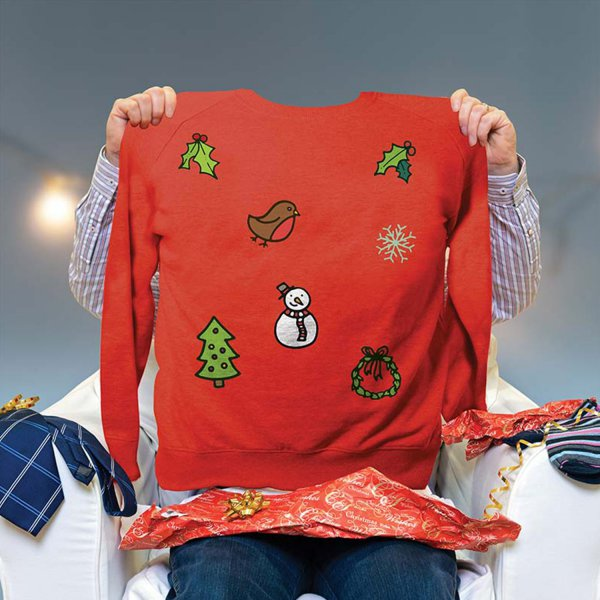 Create your own Christmas Jumper