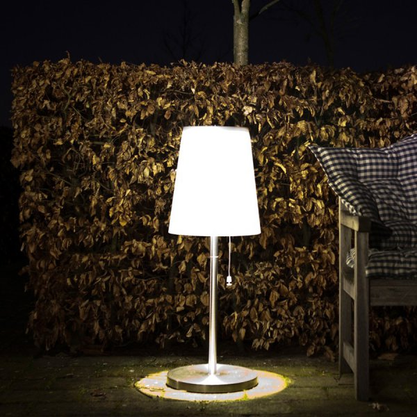 Gacoli outdoor solar tischleuchte roots no 3 for Design 3000 de