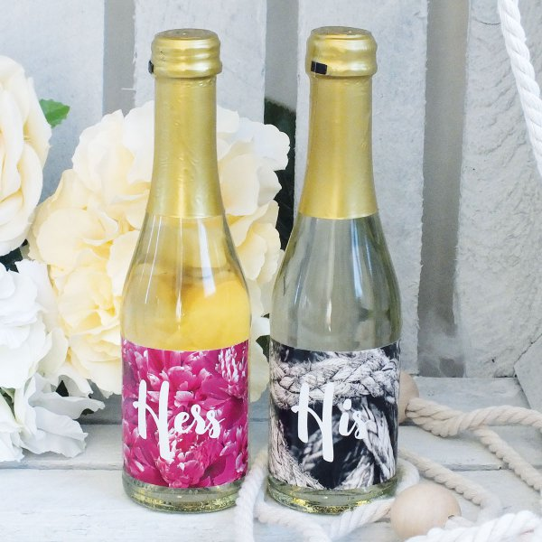 Piccolo-Set Secco His & Hers