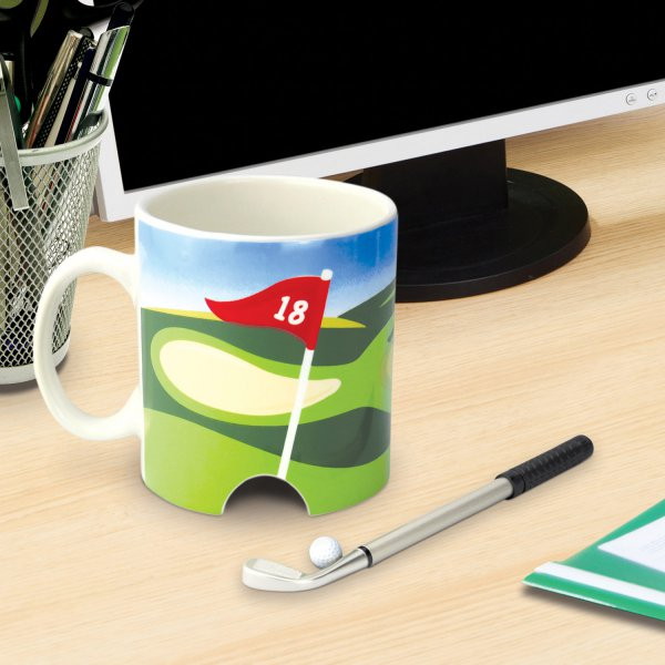 winkee Kaffeebecher Golf