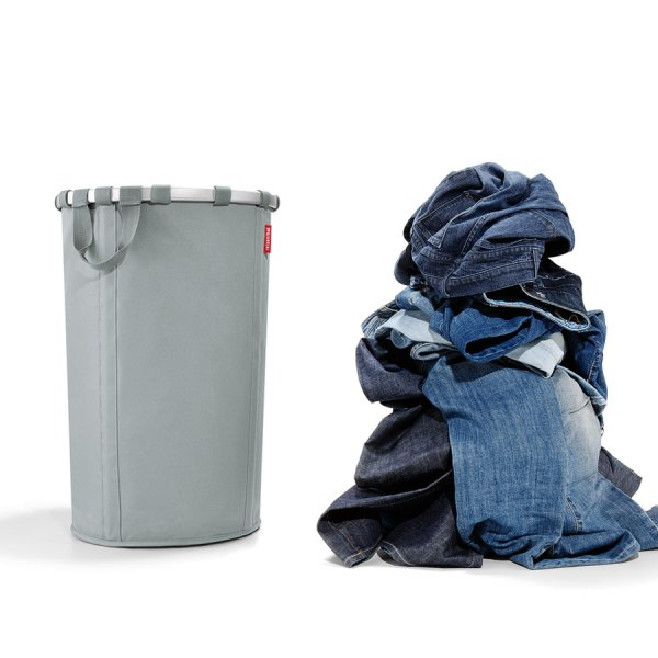 Laundrybasket grey