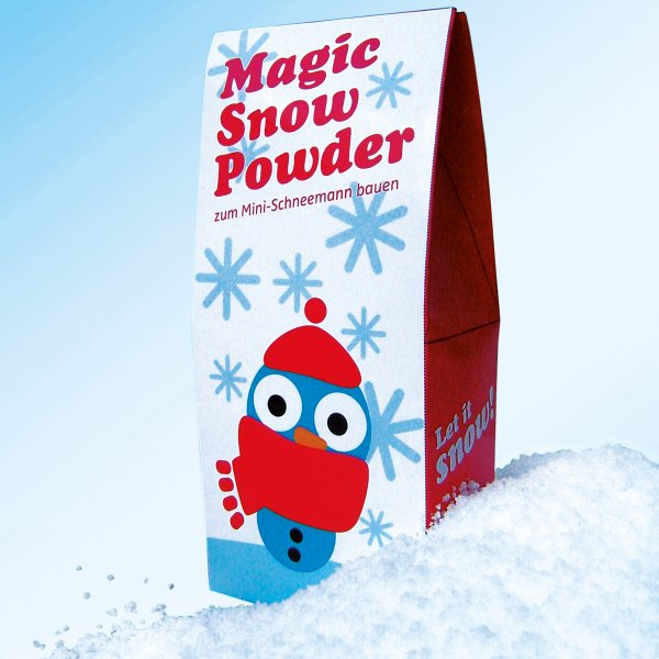 Magic Snow Powder