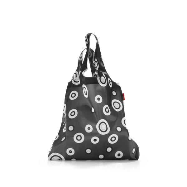 Mini Maxi Shopper bubbles anthracite