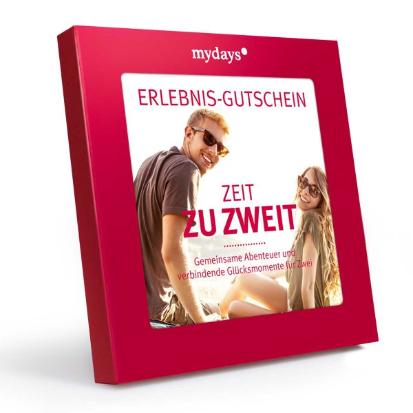 mydays Magic Box: Zeit zu zweit