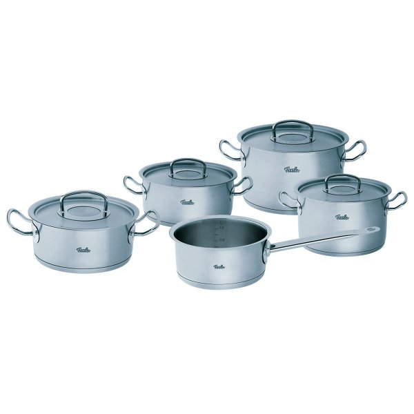 fissler original profi collection topf set 5 tlg online kaufen online shop. Black Bedroom Furniture Sets. Home Design Ideas