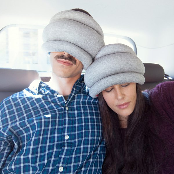 Ostrich Pillow Schlafkissen Light
