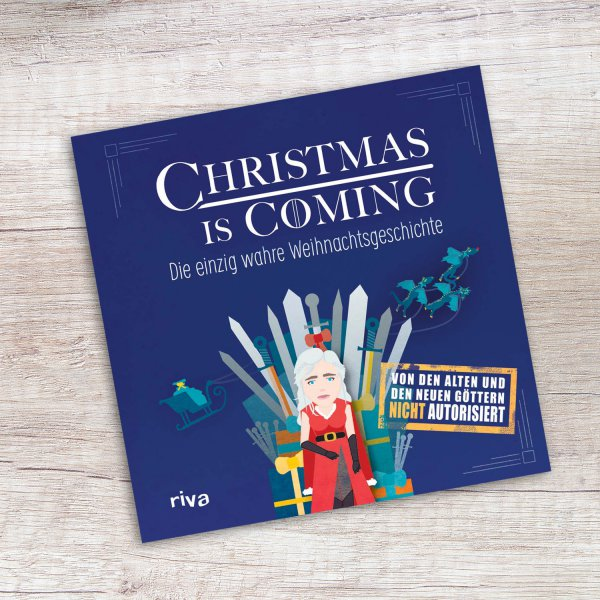 Buch Christmas is coming