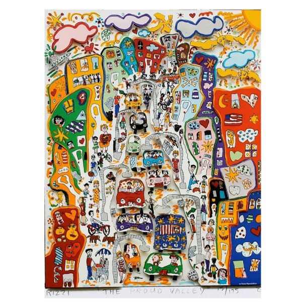 Bild James Rizzi – The Proud Valley