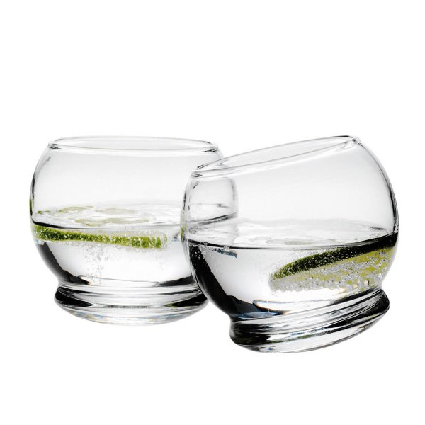 Wackelglas Rocking Glass 4er-Set