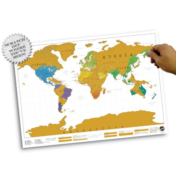 Weltkarte scratch map online kaufen online for Design 3000 de