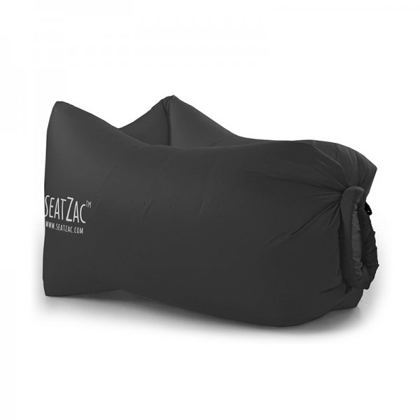 SeatZac Luftkissen Seatzac Chill Bag schwarz