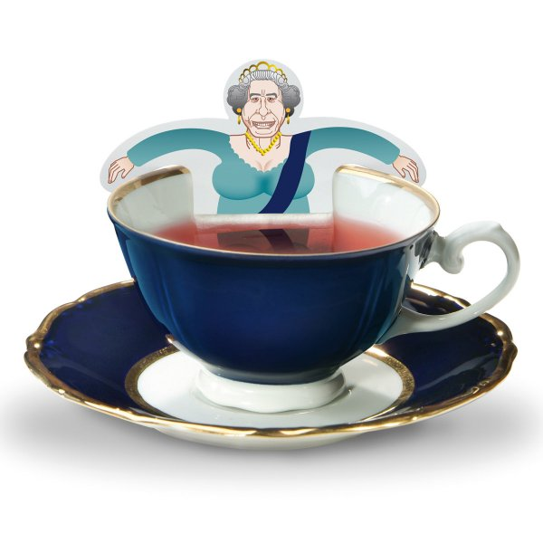 Teebeutel-Set RoyalTea Party