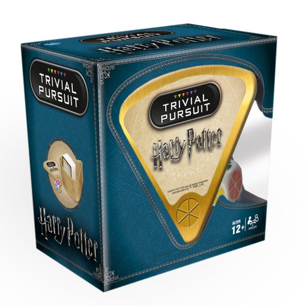 Hasbro Trivial Pursuit Kartensatz Harry Potter