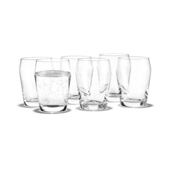 Holmegaard Wasserglas Perfection klein 6er-Set